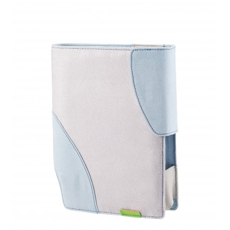 Choiix Custodia Netbook Easy Fit Sleeve Asus EEEPC 7'', Blue, C-ED01-BS