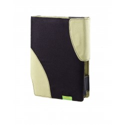 Choiix Custodia Netbook Easy Fit Sleeve Asus EEEPC 7'', Green, C-ED01-GK