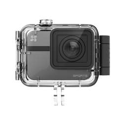 EZVIZ -ACTION CAMERA -WATER PROOF COVER - S1- ADHESIVE MOUNTS
