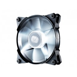 Cooler Master Ventola JET FLO LED WHITE, 120 mm, 4 Pin, R4-JFDP-20PW-R1