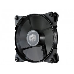 Cooler Master Ventola JET FLO LED BLACK, 120 mm, 4 Pin, R4-JFNP-20PK-R1