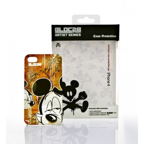 Cover Disney Dreaming Mickey iPhone4/4S - WDP4/4S-C10