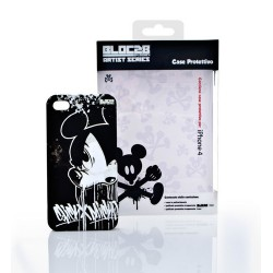 Cover Disney Black Mickey iPhone 4/4S - WDP4/4S-C7