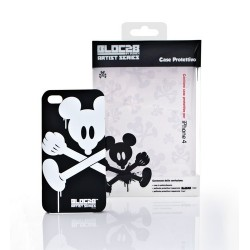 Cover Disney Skull Mickey iPhone 4/4S - WDP4/4S-C9