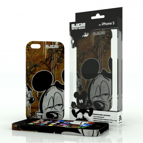 Cover Disney Dreaming Mickey iPhone 5 - WDP5-C8