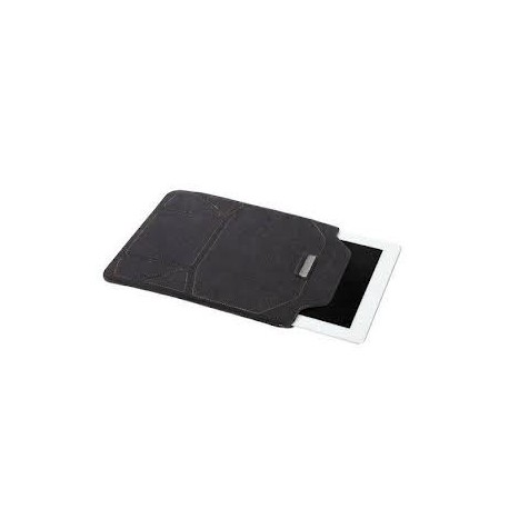 AIPTEK Wiseways Custodia con Supporto per iPad e Tablet 10'', Colore Nero - 510003