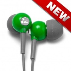 H2O Audio Cuffie Subacquee Envy Green x iPhone, iPod, Mp3, CB1-GN