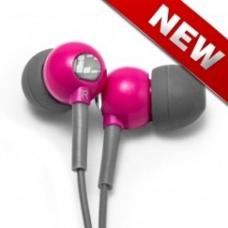 H2O Audio Cuffie Subacquee Power Pink x iPhone, iPod, Mp3, CB1-PK