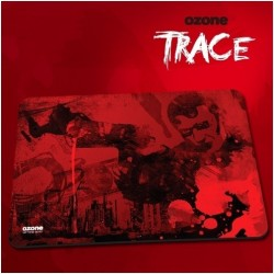 Ozone Mouse Pad TRACE XL, Misure 400x280x4 mm - OZTRACE