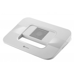 Choiix Mini Air Through Stash, supporto notebook e Docking Station x HDD 2.5'', White, C-HL04-WP