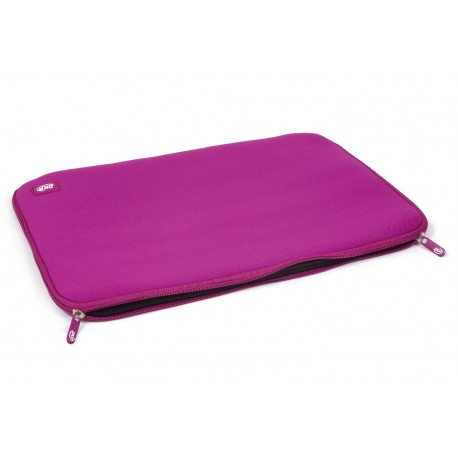 Cirkuit Planet  Custodia per Netbook / Ultrabook fino a 11'', Colore Rosa - CKP-LS012
