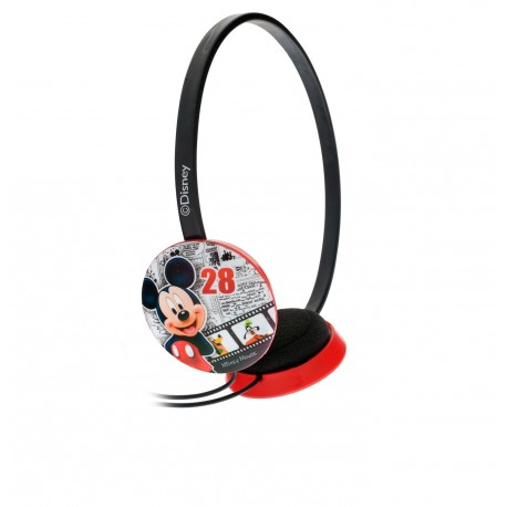 Cirkuit Planet DISNEY Cuffie Audio Stereo Mickey Comic - DSY-HP701